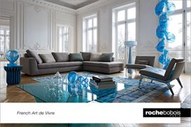 catalogues roche bobois. Black Bedroom Furniture Sets. Home Design Ideas