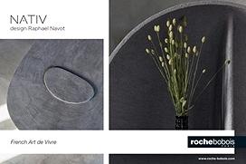 Brochure Nativ | Raphael Navot